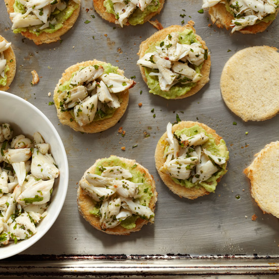 6 Fresh Spring Appetizers