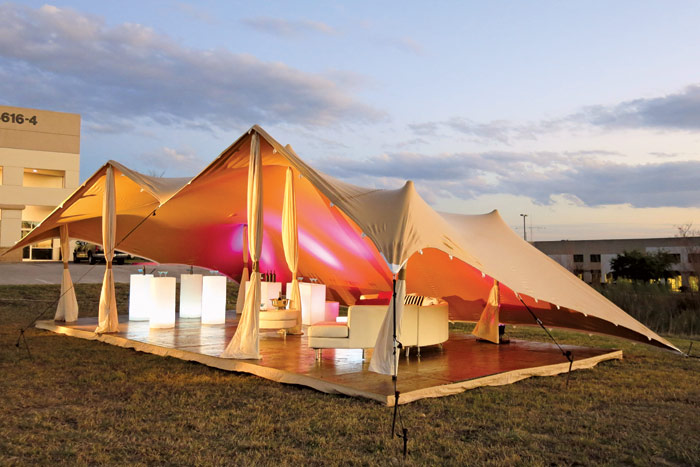 Unique Tents for Events