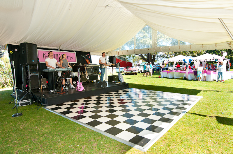 3 Tips for Outdoor Events