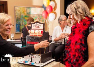 Diane's Surprise Vegas Party!