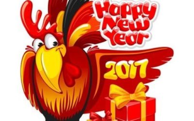 The Year of the Rooster – great for Events!
