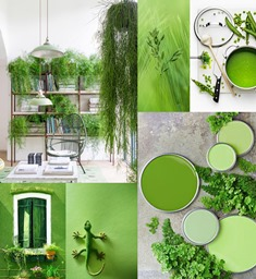 2017 Color of the Year – Greenery!
