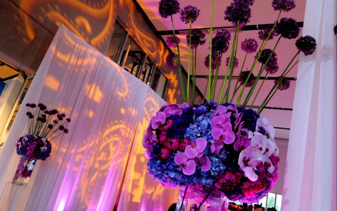 Purple Spring Celebration