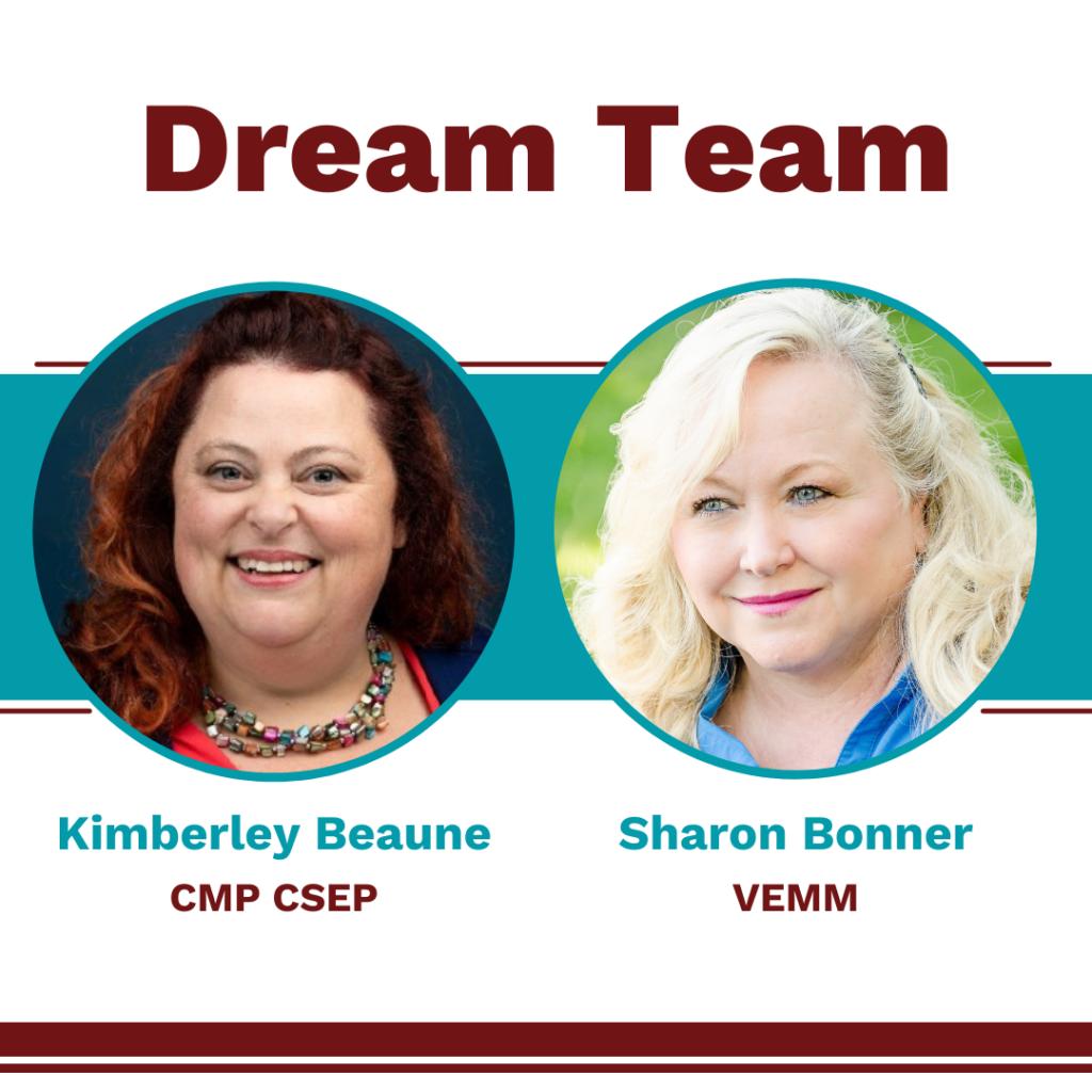 Authors Sharon Bonner and Kimberly Beaune